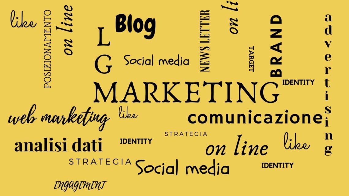 Gestione Social Network - Marketing Strategico